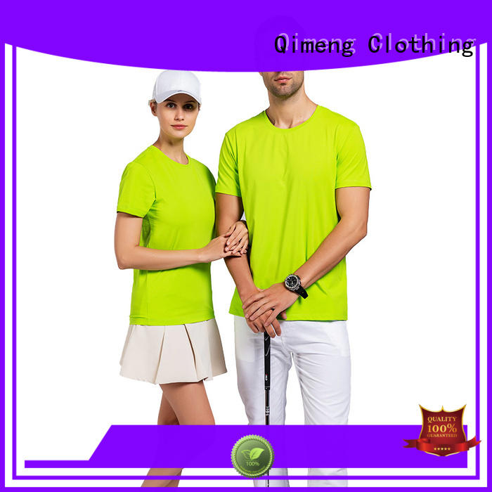 QiMeng mens personalized t shirt supplier for team-work