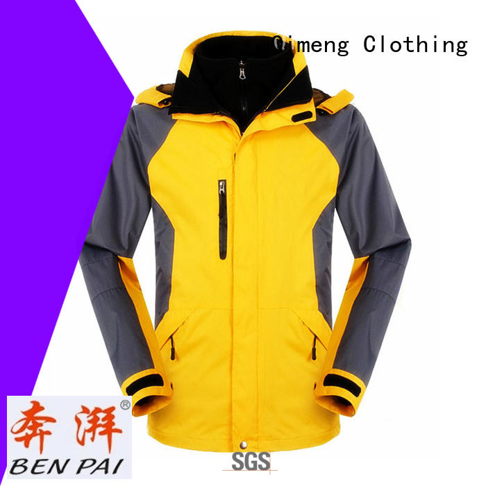 QiMeng jackets hiking jacket directly sale for sports