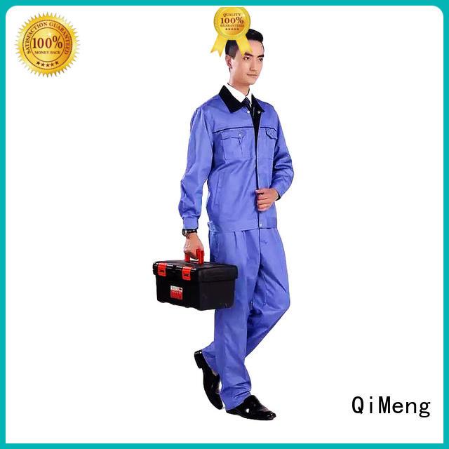 QiMeng newly custom school uniform wholesale in work room