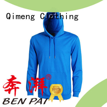QiMeng long womens hoodies sweatshirts with many colors for daily wear