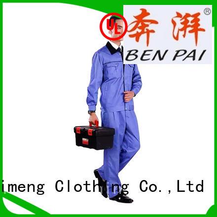 QiMeng hot-selling waitress uniform for man