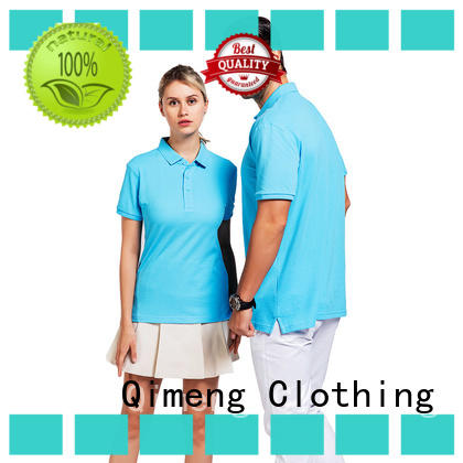 sale blank polo shirts colors for promotional campaigns QiMeng