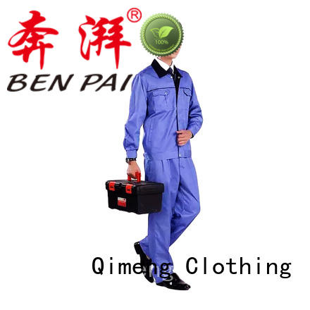 QiMeng new-arrival hotel uniform in different color for campaigns