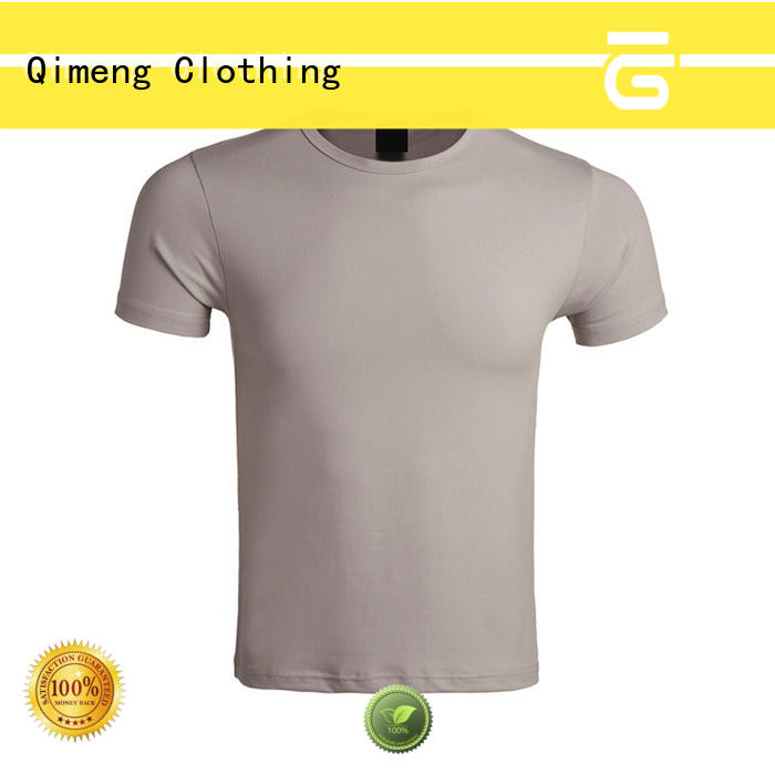 printed custom embroidered t shirts latest in China for sports
