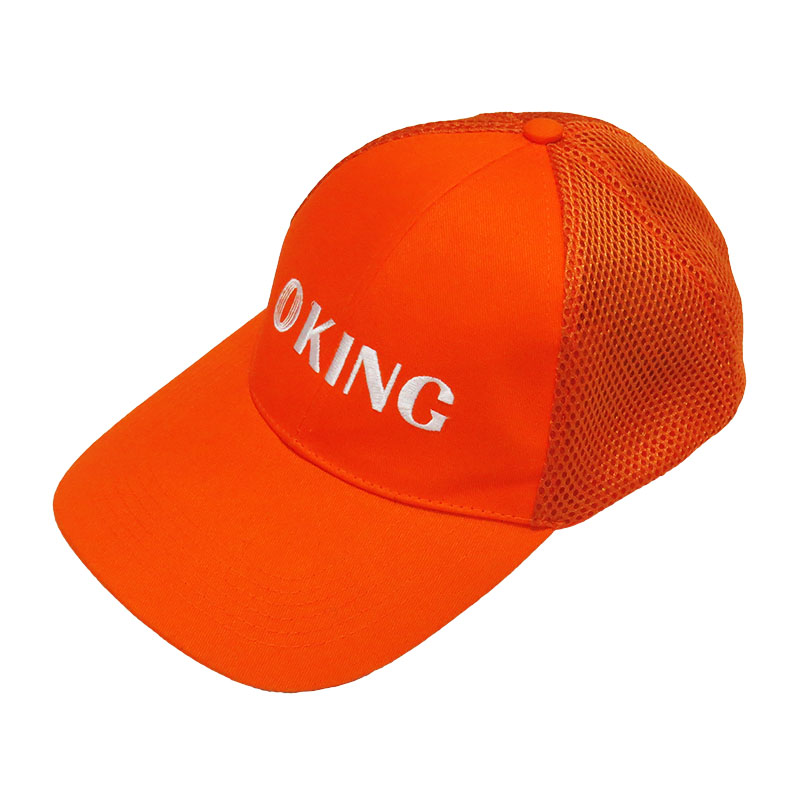 Promotional wholesale custom sublimation printed trendy caps-1