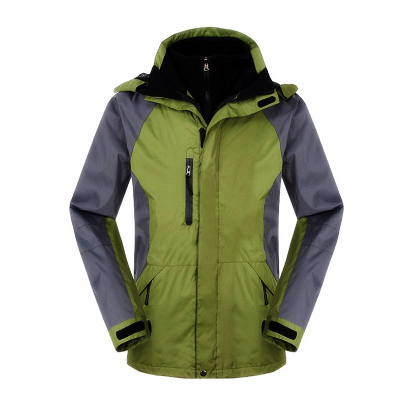 hiking jacket oem zipper design for daily wear-3