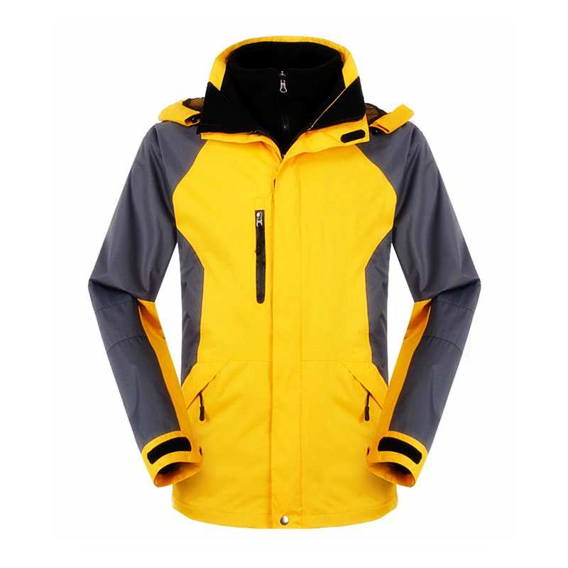 hiking jacket oem zipper design for daily wear-1
