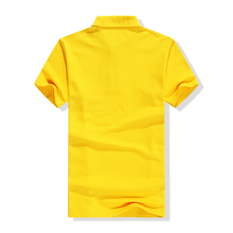 QiMeng new-coming polo shirt 100% cotton in different color for team-work-1