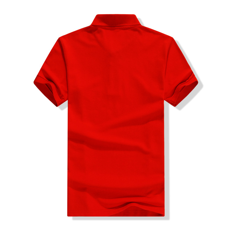QiMeng design polo shirt 100% cotton  supply for team-work-2
