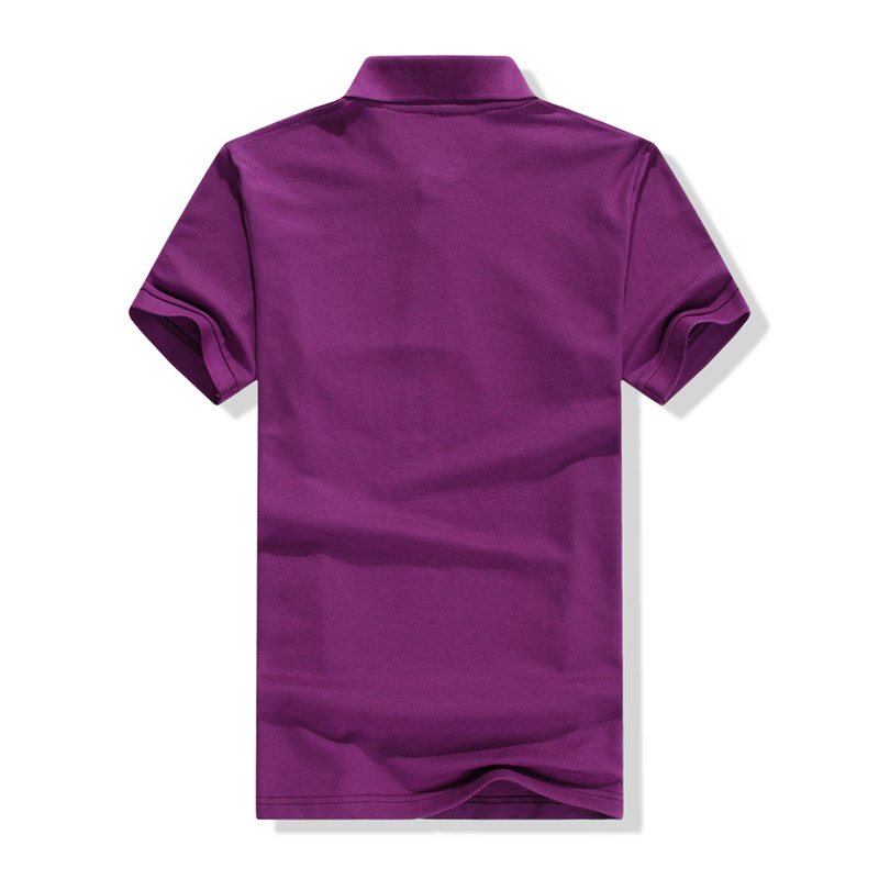QiMeng 100%cotton cotton polo shirts women producer for outdoor activities-2