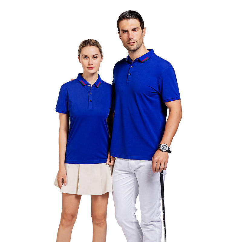 High Quality Custom Mens Golf Polo T Shirt