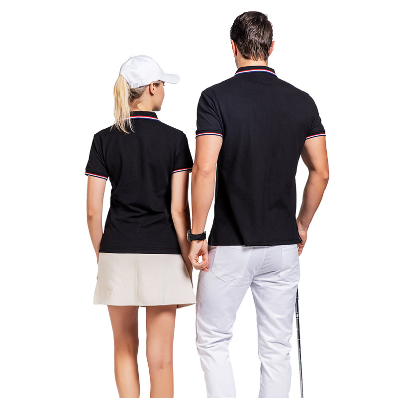 hot-selling polyester polo t shirts clothes producer for promotional campaigns-3