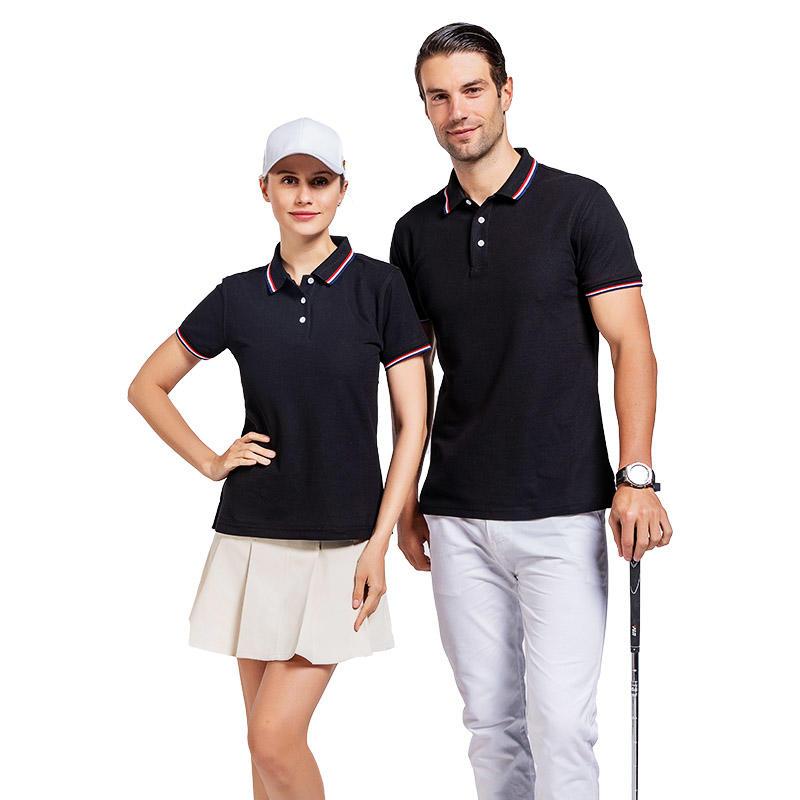 Simple design mens plus size polo t shirt for wholesale