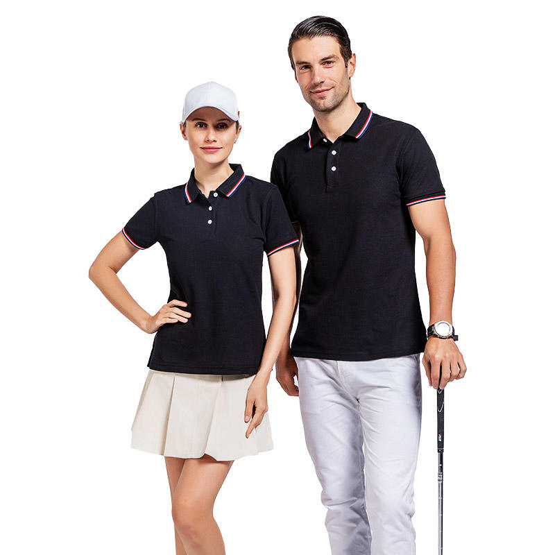 Simple design mens plus size polo t shirt for wholesale