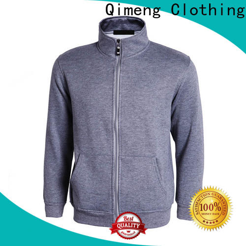 QiMeng reliable girls hoodies directly sale for sports