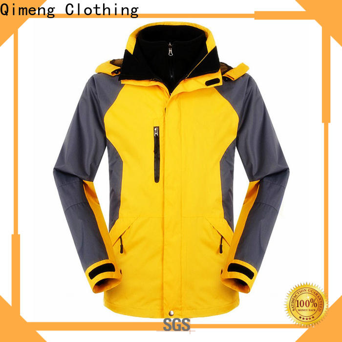 promotional waterproof winter jacket oem from China for outdoor activities