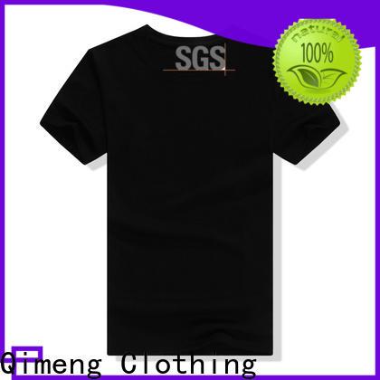 QiMeng bulk tee shirts custom print supplier for sports