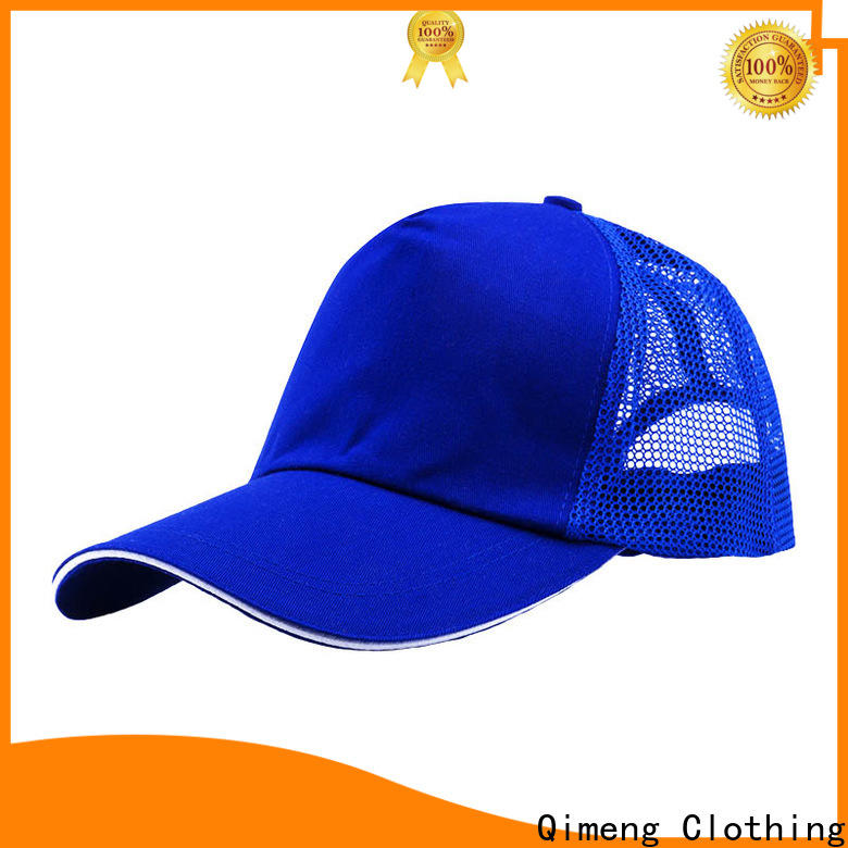 QiMeng directly personalized cap wholesale in work room