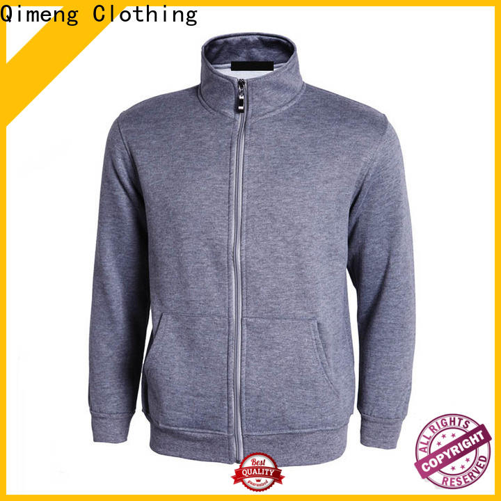 new-coming men zipper hoodies sleeve supplier for promotional campaigns