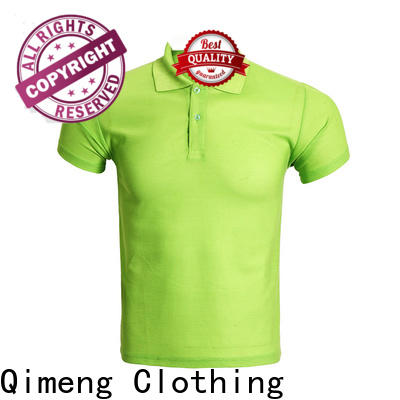 QiMeng excellent cotton polo shirts women with many colors