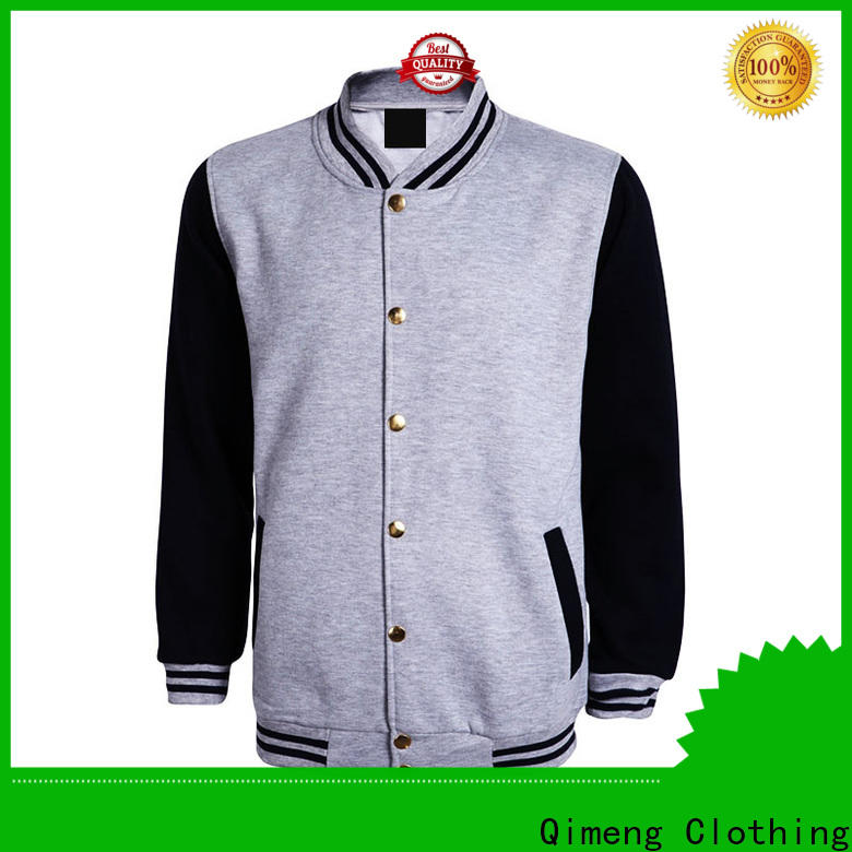 QiMeng hot-selling security uniform in China for outdoor activities