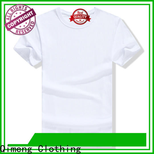 QiMeng fine- quality screen printed t-shirts in street