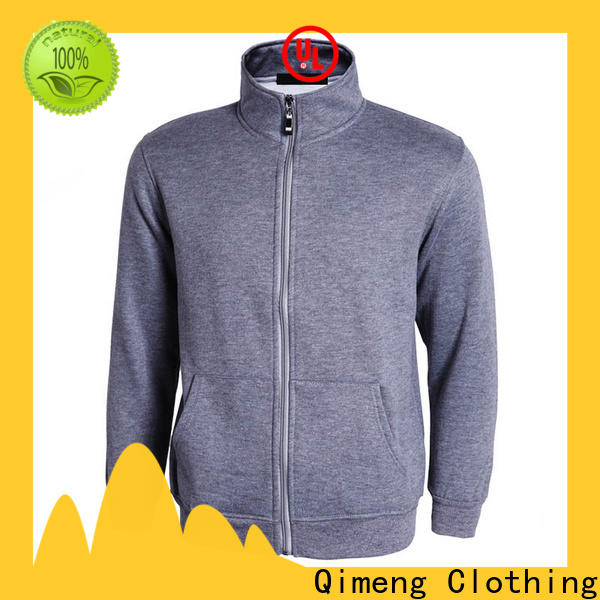 QiMeng selling sweatshirts hoodies in China for promotional campaigns