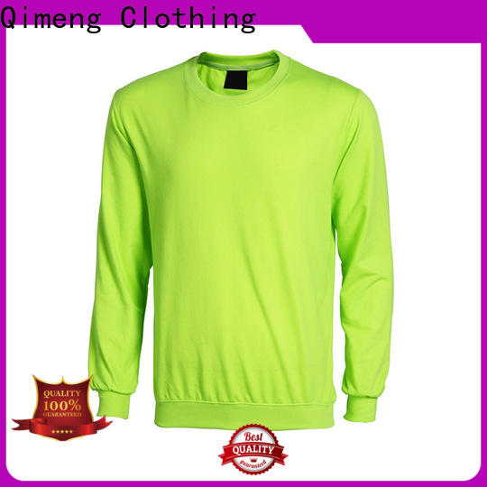 QiMeng splendid couple hoodies owner for sports