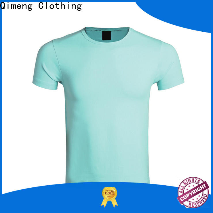 QiMeng style funny t shirts for outdoor activities