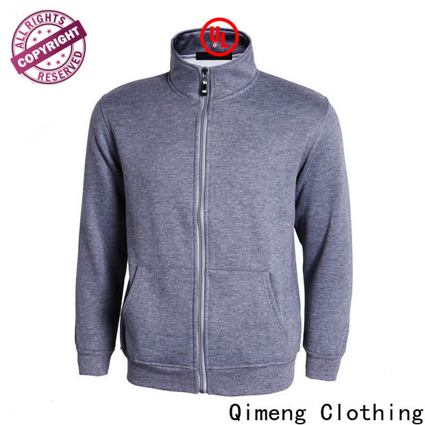 QiMeng outstanding womens hoodies sweatshirts price for sports