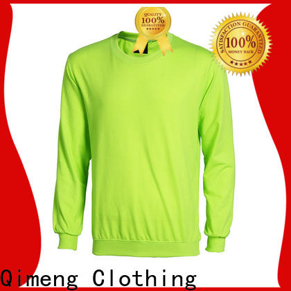 QiMeng bulk customised hoodies owner for promotional campaigns