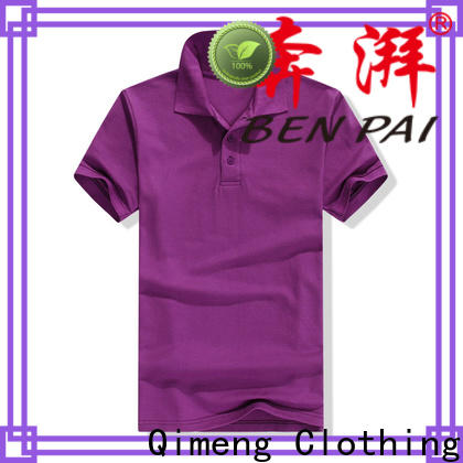QiMeng newest wholesale polo shirts  supply for daily wear