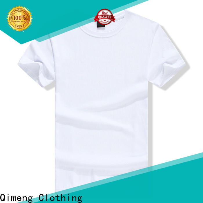 QiMeng quality custom tee shirts for-sale for team-work