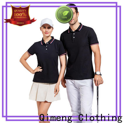 QiMeng promotional polo shirts wholesale china factory for promotional campaigns