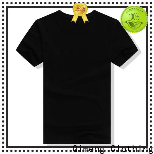 QiMeng branded t-shirts owner for outdoor activities