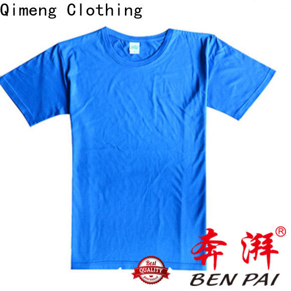 high-quality custom tee shirts logo wholesale for promotional campaigns