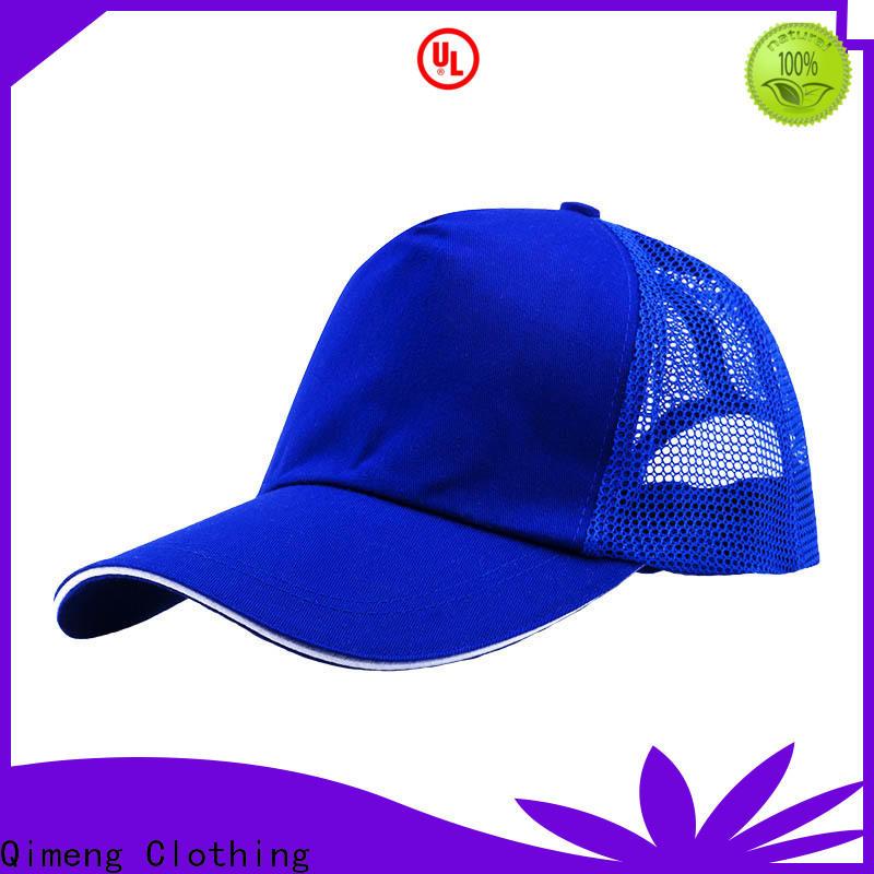 QiMeng OEM custom made hats directly sale