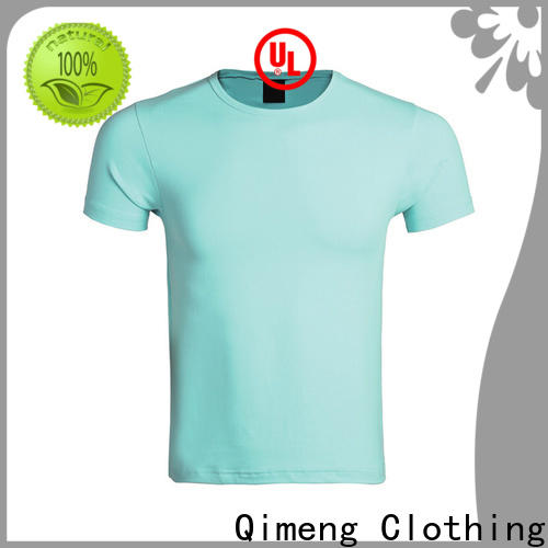 printed tee shirts custom print arrival in different color for sports