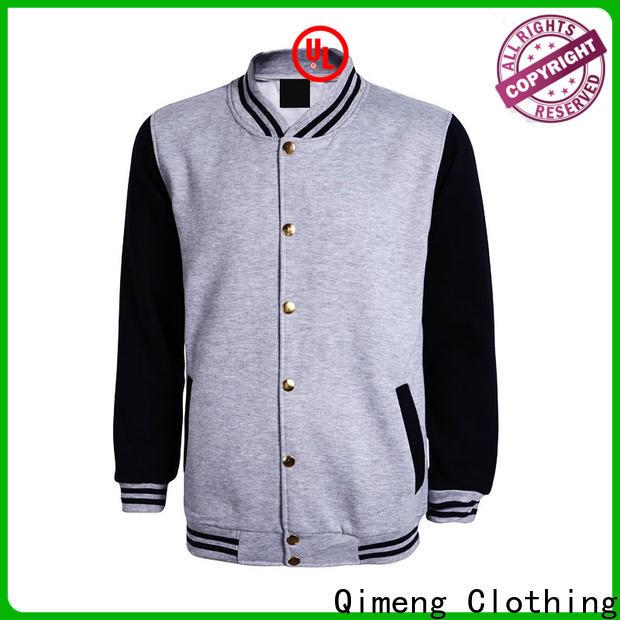 QiMeng high-quality uniform shirts for man for team-work
