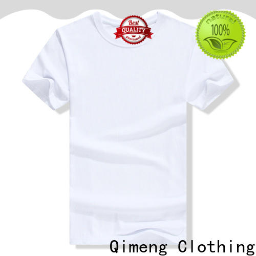 QiMeng style t-shirts for women in street