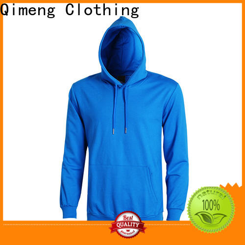 QiMeng mens couple hoodies supplier for promotional campaigns