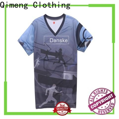 QiMeng shir printed t-shirts for women owner for daily wear
