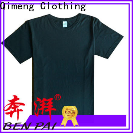 QiMeng stable wholesale t shirts price for promotional campaigns