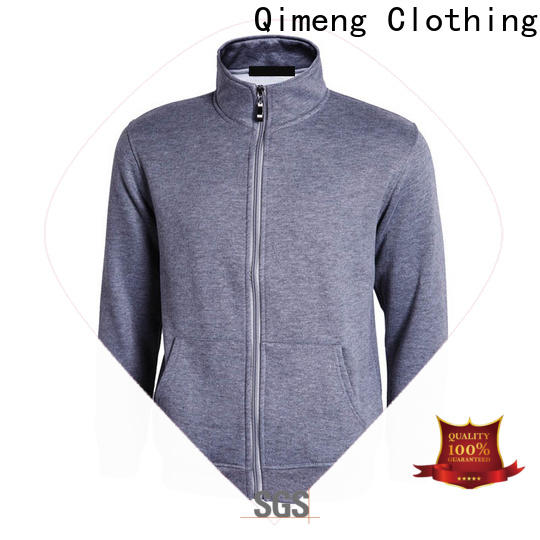 QiMeng style hoodies sport supplier