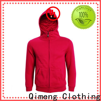 QiMeng reliable sports hoodies with many colors