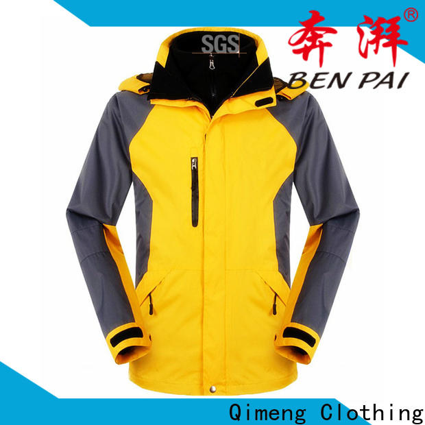 QiMeng daily-wear hiking jacket producer
