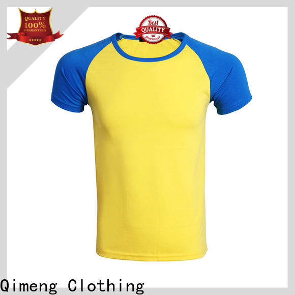QiMeng new-selling printed t-shirts for women supplier for daily wear