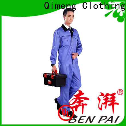 QiMeng quality security uniform for man for team-work