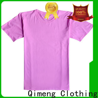QiMeng t shirts cotton experts in street