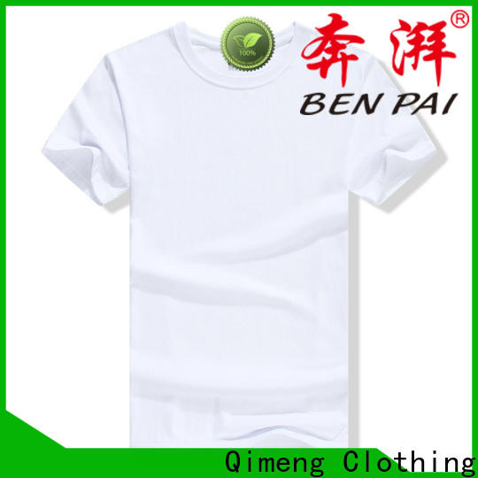 QiMeng womens o neck t shirt in different color for sports